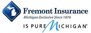 Freemont Insurance Company Logo Pure Michigan